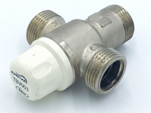 Deva TBV003 15/22mm Thermostatic Mixing Valve
